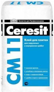 CERESIT СМ-11 5кг Клей для плиток