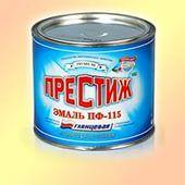 """Эмаль """"Престиж"""" ПФ-115 белая 1,9кг"""