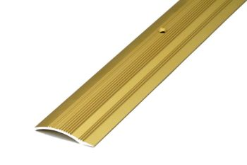 Кант 39мм 0,9м. анодированное золото матовый