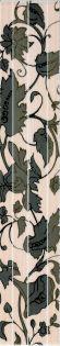 БВ19021 Бордюр Camelia светлый персик Интеркерама