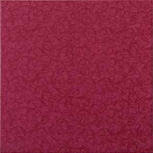 BRINA Плитка пол темно-розовый 353523042