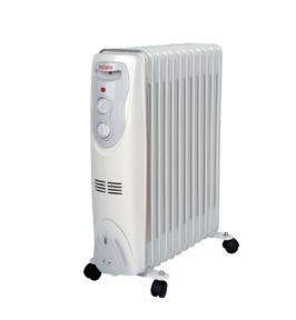 Масляный радиатор ОМ-12Н (2,5кВт) Ресанта