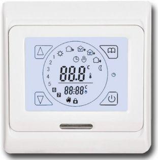Термостат Е-91.716 (программируемый с сенсорным экраном)