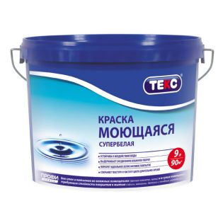 "ВД краска Текс ""Профи"" моющаяся супербелая 7кг/4,5л"