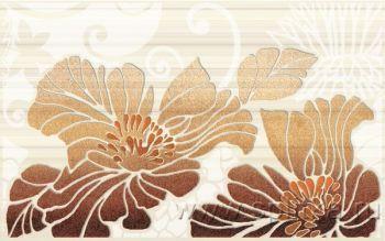"""09-03-15-075-1 (96-54-13-7501) Вставка """"Кензо 01"""" коричневая"""