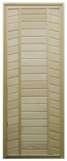 Дверь банная Тип 3, 700