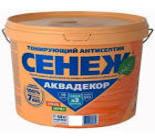 X2-109 (орех) Сенеж аквадекор , кан.2,5кг