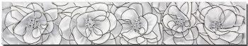BRINA Бордюр вертикальный серый БВ23071