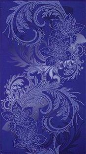 1645-0059 Азур декор синий (ЛБ-Керамикс)
