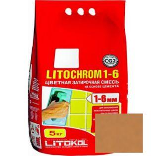 Расшивка LITOCHROM 1-6/2 C.210 персик Италия