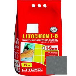Расшивка LITOCHROM 1-6/2 C.40 антрацит Италия