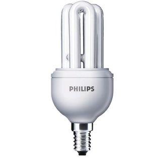 Лампа ЛЛ 11 E14 PHILIPS Stick 6Y ES (Economy) 469205