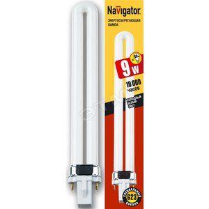 94071 Лампа Navigator PS 9Вт 220В G23 840/4200К