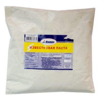 Известковая паста 3кг/пакет/6шт