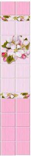 UNIQUE Панель  Яблоневый цвет розовый 0,25*2,7м*8мм