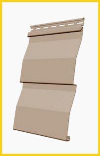 Сайдинг D4.5D (Карамель) 3,66м*0,232
