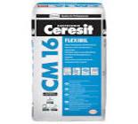 CERESIT СМ-16 25кг Клей для плиток эластичный