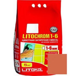 Расшивка LITOCHROM 1-6/2 C.490 коралл Италия