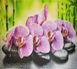 Орхидея Ванда панно 602*1002 мм
