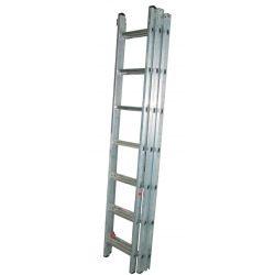 98214 Лестница универсальная 3-х секционная 14 ступеней БИБЕР