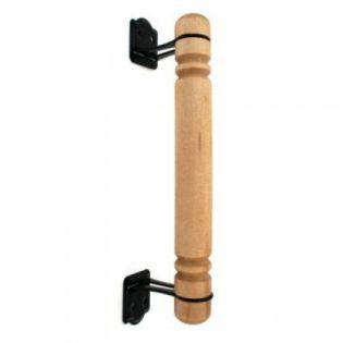 Ручка-скоба деревянная PCT250 точеная, береза