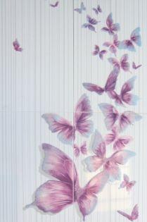45076 HA2 JK KK Butterfly панно из 4-х шт.
